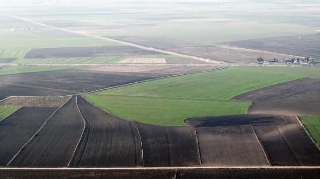 Akyurt ve Çubuk'ta Araziler Birleştiriliyor