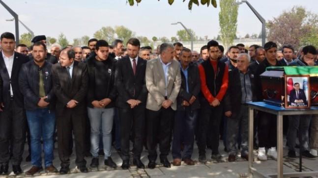 Başkan Yardımcısı Şener son Yolculuğuna Uğurlandı