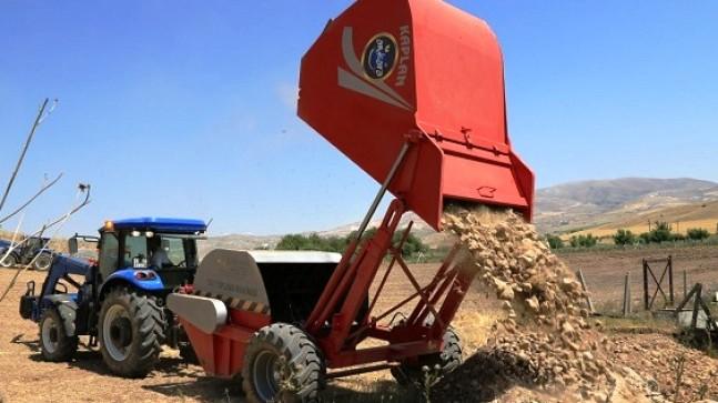 Akyurt'a Taş Gibi Makine