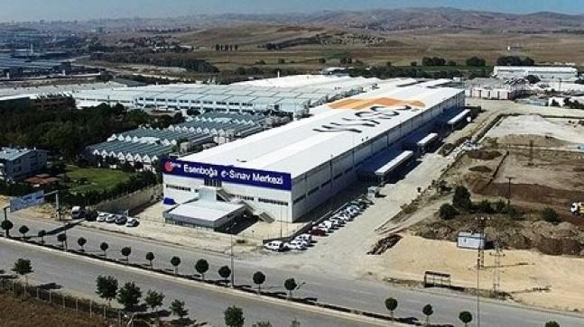 ÖSYM'den Akyurt'a Elektronik Sınav Merkezi